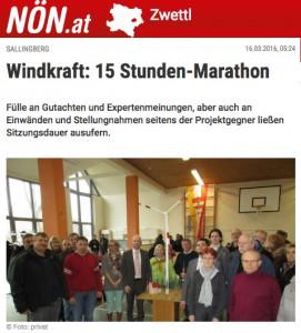 Noen Zwettl Marathon